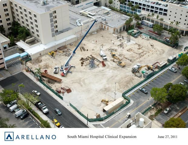 South Miami Hospital Clinical Expansion – Florida Board of