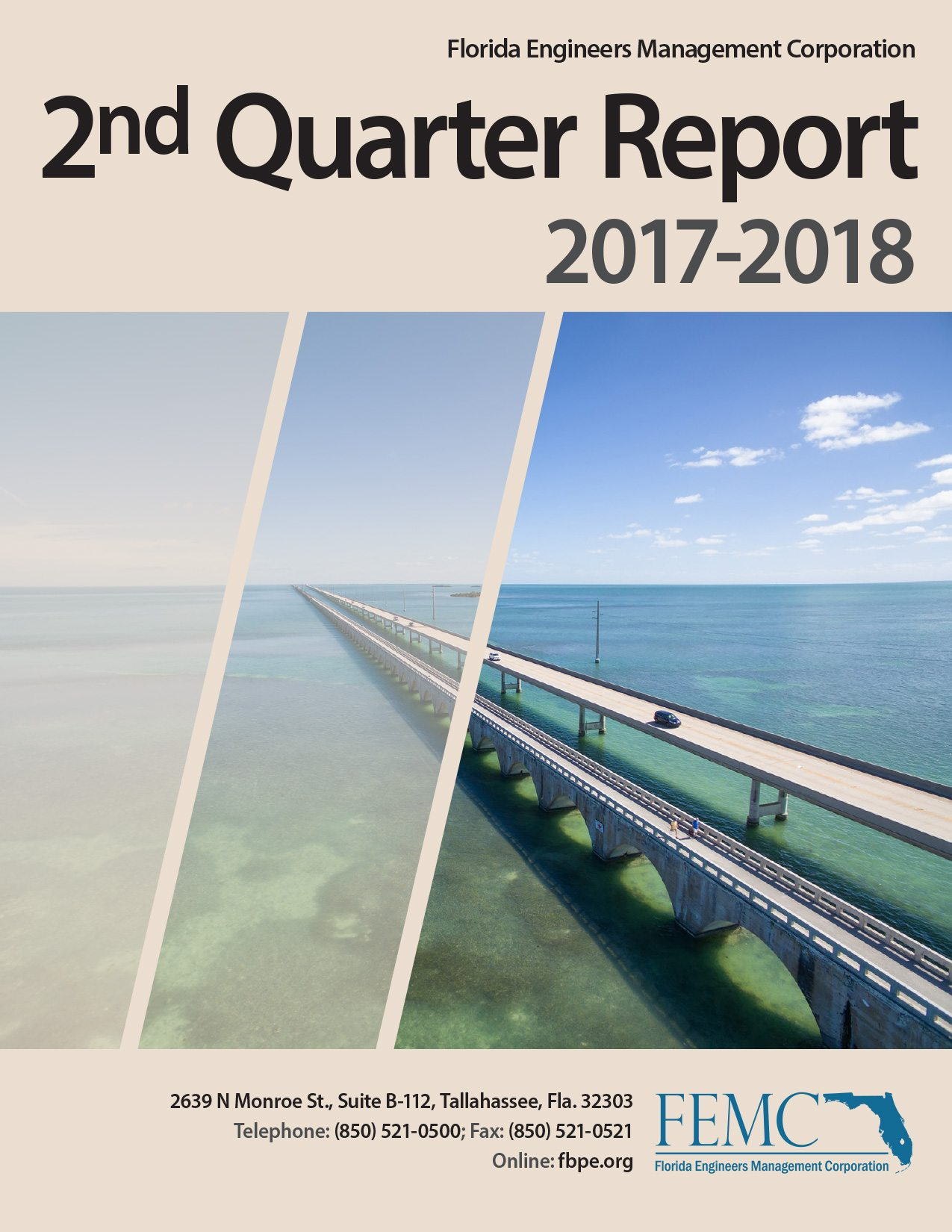 2nd Quarter Report 2017-2018