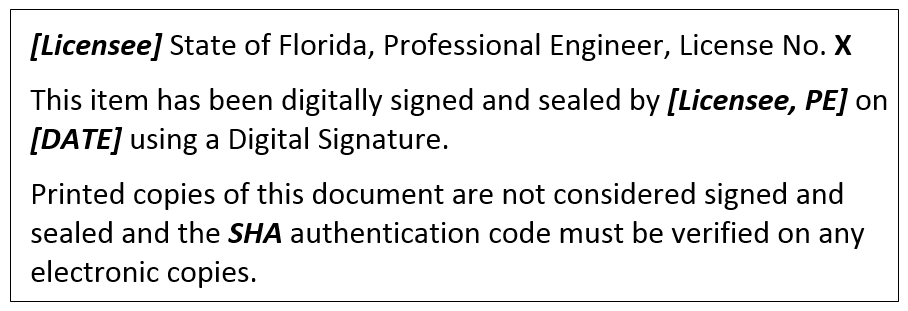 Signed and Sealed Example 3