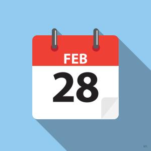 Calendar: Feb. 28