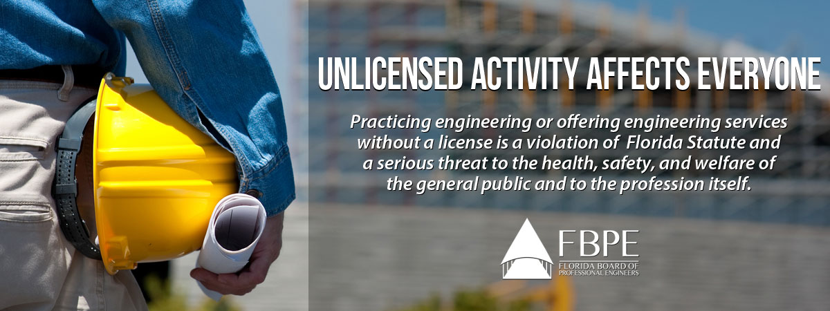Unlicensed Activity Affects Everyone