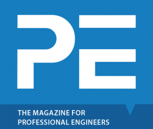 PE magazine from the National Society of Professional Engineers
