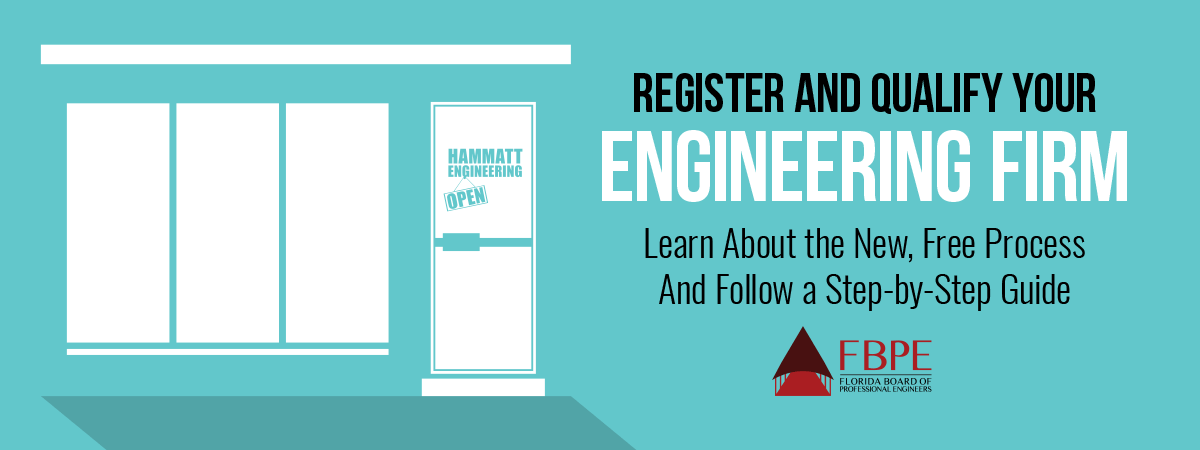 Register and Qualify Your Engineering Firm
