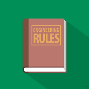 Engineering Rules book illustration