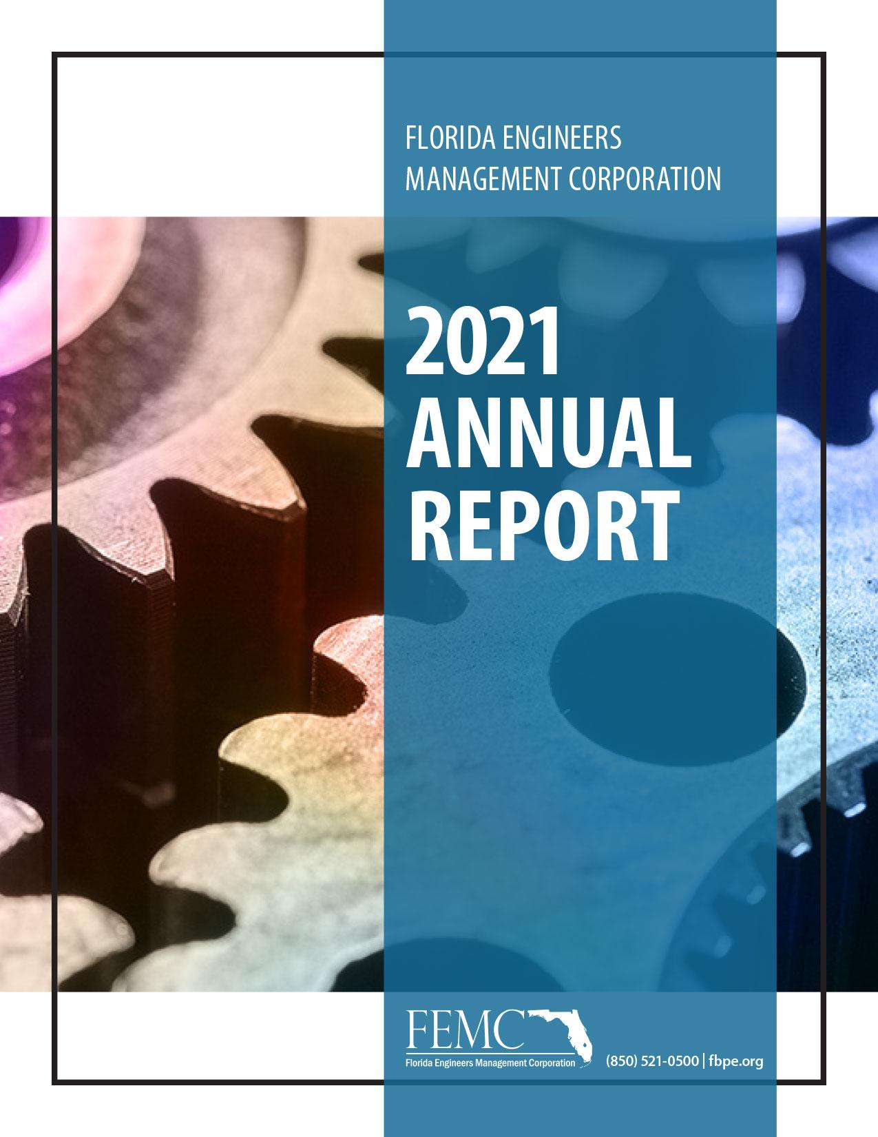 FEMC Annual Report 2021